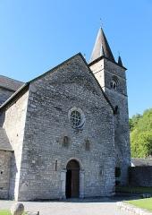 Eglise Saint-Pierre et Saint-Etienne - Église Saint-Pierre-Saint-Ebons de Sarrancolin (Hautes-Pyrénées)