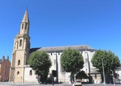 Eglise Sainte-Thérèse ou des Carmes - Église Sainte-Thérèse de Tarbes (Hautes-Pyrénées)