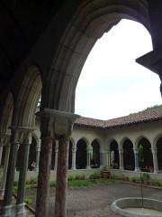 Ancienne église des Carmes - English: Trie Cloister, The Cloisters Museum, New York City