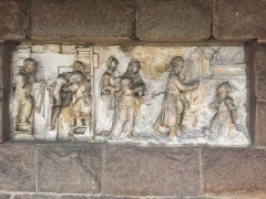 Ancienne église des Carmes - English: Trie Cloisters, NYC