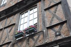 Immeuble -  Rue Mariés / Rue Sainte-Claire; Albi