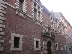 Maison des Viguiers, dite hôtel Reynès ou maison Guise -  Albi