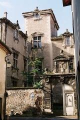 Hôtel de Viviès - Deutsch: Hôtel Rozel in Castres, 17. Jahrhundert