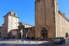 Ancien palais épiscopal - Polski: Castres