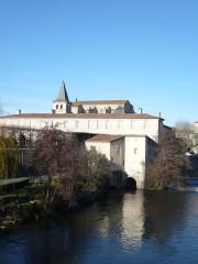 Ancien palais épiscopal - English: Castres