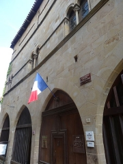 Maison Fompeyrouse - English: Maison Fompeyrouse (Cordes-sur-Ciel)