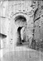 Porte de ville, dite Porte des Ormeaux -