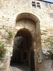 Porte de Rous - English: Porte de Rous (Cordes-sur-Ciel)