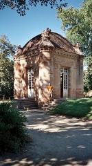 Château d'Hutaud - Français:   Château de FOUCAUD - Pavillon de lecture - GAILLAC (Tarn) - 81099/81600 - France.