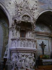 Eglise Saint-Michel - Français:   L\'abbaye Saint-Michel de Gaillac, Tarn.