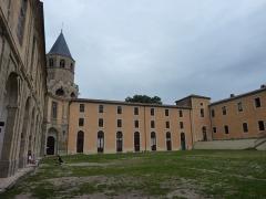 Ancienne église Saint-Martin - Français:   France, Tarn, Abbaye-école de Sorèze