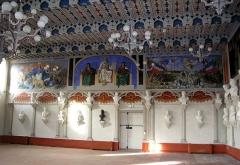 Ancienne église Saint-Martin - La salle des Illustres de l'abbaye-école de Sorèze.