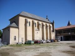 Ancienne église Saint-Martin - Français:   Sorèze (Tarn, Fr)chapelle des élèves de l\'Abbaye-école