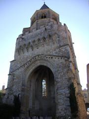 Ancienne église Saint-Martin - Français:   Sorèze (Tarn, Fr)  Tour Saint-Martin