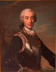 Château de Cas - Français:   Claude-Marie de Lastic Saint-Jal (1733-1807)