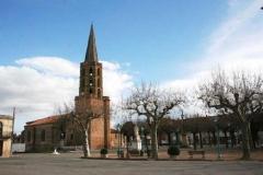 Eglise Saint-Martin - Français:   Photographie de l\'Eglise de Finhan