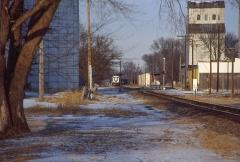 Maison du 15e siècle -  19960106 21 BNSF Erie, Illinois