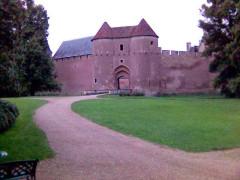 Château -  Ainay-le-Viel, ringmuren