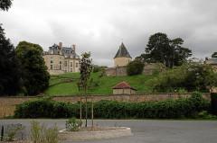 Château - Deutsch: Apremont: Château