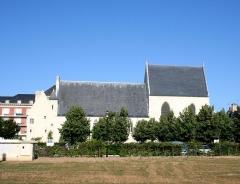 Ancien Hôtel-Dieu - Nederlands: in de omgeving van Bourges