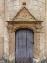 Hôtel Lallemant - Bourges - Hôtel Lallemant - Aile sur la rue de l'Hôtel-Lallemant- Porte sur cour