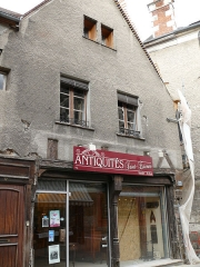 Maison - Français:   Bourges - 77 rue Bourbonnoux