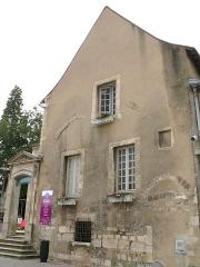 Maison - Français:   Bourges - Maison, 14 place Étienne-Dolet