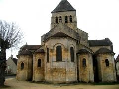 Eglise Saint-Blaise -  Berry La Celle Eglise Saint-Blaise Chevet 07042010