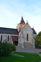 Eglise Saint-Martin-et-Saint-Roch - English: Eglise saint martin et saint roch à ids saint roch