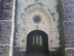 Eglise Saint-Aignan - English: Picture of church Saint-Aignan (Jars, France).