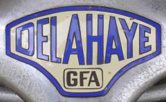 Château -  Emblem Delahaye