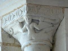 Abbaye Saint-Martin de Plaimpied - Français:   sirène