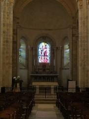 Eglise Saint-Amand - Français:   Nef de l\'église