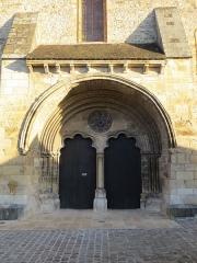 Eglise Saint-Amand - Français:   Porche de l\'église