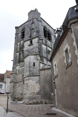 Beffroi -  Belfry, a.k.a. Saint-Jean tower.