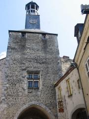 Beffroi - Français:   Beffroi de Vierzon (18).