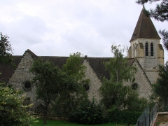 Eglise Notre-Dame - English: Church Notre-Dame (Our Lady) of Vierzon (France)
