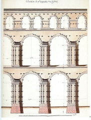Ancien aqueduc de Pontgouin à Versailles (également sur communes de Maintenon et Pontgouin) - French engineer, architect, urban planner and writer