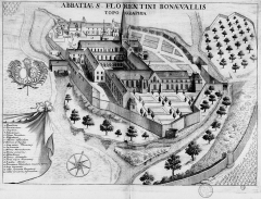 Ancienne abbaye Saint-Florentin - French archaeologist and historian