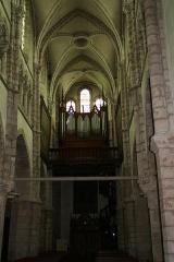 Eglise Notre-Dame - Eglise Notre-Dame - Nef centrale - Bonneval (Eure-et-Loir - FRANCE)