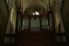 Eglise Notre-Dame - Eglise Notre-Dame - Orgue - Bonneval (Eure-et-Loir - FRANCE)