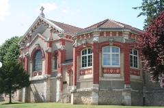 Ancien couvent des Cordeliers, actuellement lycée Marceau -  IMG_3480
