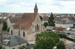 Ancienne église Sainte-Foy -  IMG_3336