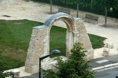 Ancienne église Sainte-Foy -  IMG_3339