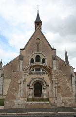 Ancienne église Sainte-Foy -  IMG_3347