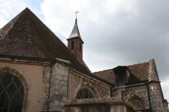 Ancienne église Sainte-Foy -  IMG_3357