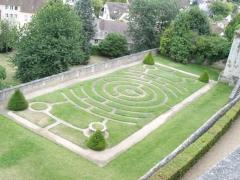 Ancien évêché et ses jardins, actuellement Musée des Beaux-Arts - Català:  La Catedral de la nostra Senyora de Chartres (França)