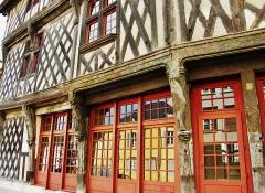 Maison du Saumon - Español: Chartres