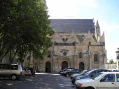 Eglise de la Madeleine - Deutsch: Châteaudun, Kirche Sainte-Madeleine
