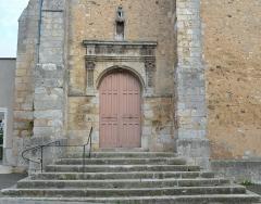 Eglise Saint-Valérien - Français:   Église Saint-Valérien - Châteaudun (Eure-et-Loir)